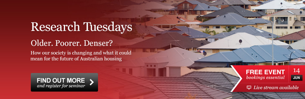 Research Tuesdays - Australian Housing