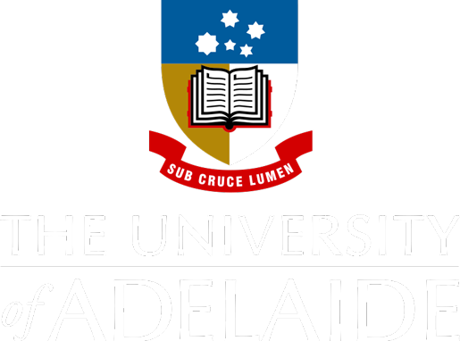 University of Adelaide homepage
