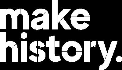 The University of Adelaide make history logo